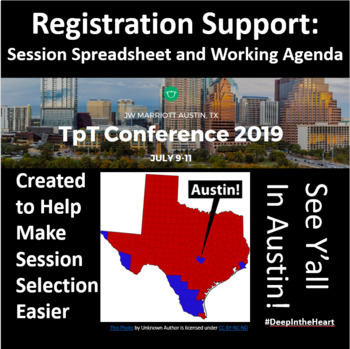 TPT Conference 2019 Registration Support: