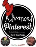 TPT Conference Handout-Advanced Pinterest