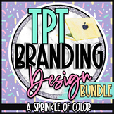 TPT Custom BRANDING Design BUNDLE