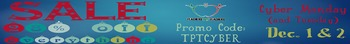 TPT Cyber Monday Sale Banner
