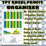 TPT EXCEL PROFIT ORGANIZER