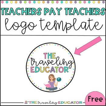 TPT Logo Template and Directions