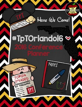 TPT Conference Planner Orlando 2016