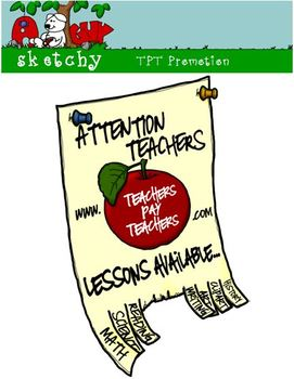 TPT Promotional Graphic