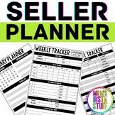TPT SELLER PLANNER // UPDATES FOR LIFE // PRODUCT PLANNER