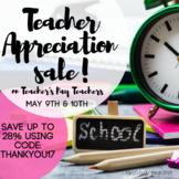 TPT Sale Image Freebie!