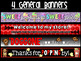 Store Banners for TPT Sellers- Year Long