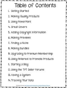 TPT Seller Tips and Tricks Guide