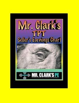 TPT Seller's Earnings Chart