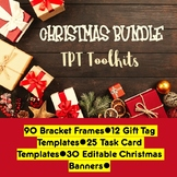 TPT Toolkit Bundle Vol 1 | Christmas Edition {TeKa Kinderland}