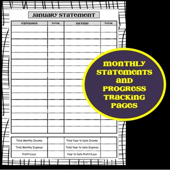 TPT and Blogging Planner