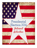 Presidential Election 2016 Internet Activities, Google Doc