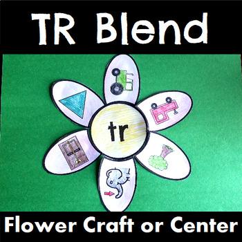 TR Beginning Blend Flower Craft or Center