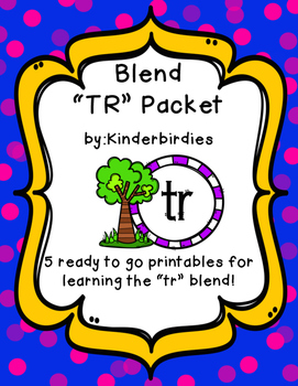 TR Blend Packet