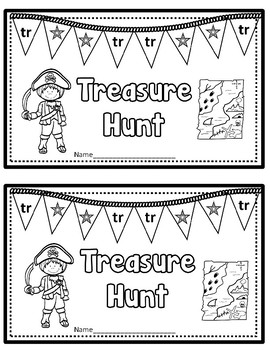 TR Blend: Treasure Hunt (Booklet/Story)