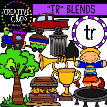 TR Blends {Creative Clips Digital Clipart}