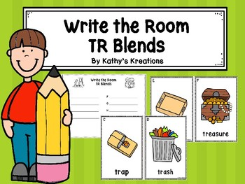 TR Blends Write The Room