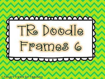 TR Doodle Frame Set 6