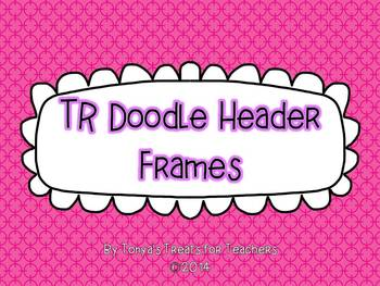 TR Doodle Headers