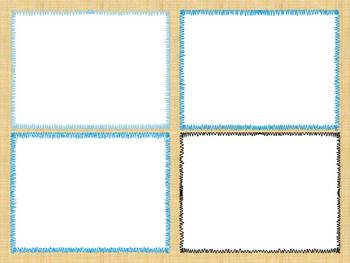 TR Scribble Frames