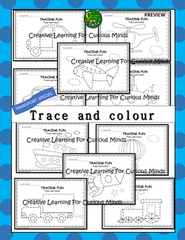 TRACE AND COLOR TRANSPORT SPECIAL
