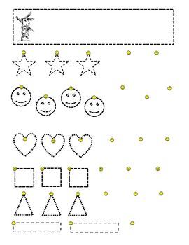 trace fine motor skills pre write worksheet homework shapes patterns. Black Bedroom Furniture Sets. Home Design Ideas