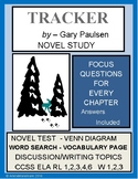 TRACKER, by Gary Paulsen - Novel Study