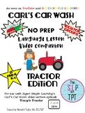 TRACTOR Edition: Carl's Car Wash Language Lesson Video Companion