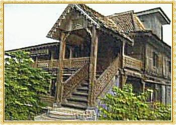 TRADITIONAL HOME CXXXVII