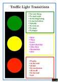 TRAFFIC LIGHT TRANSITION WORDS