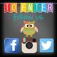 TRAINS theme - Classroom Decor : Student FOLDER Cover - FREE
