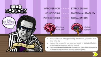 TRAIT THEORY Master Powerpoint File