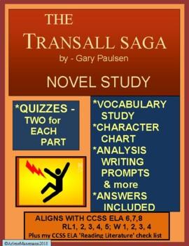 the transall saga paulsen gary