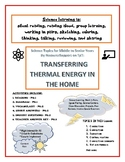 TRANSFERRING THERMAL ENERGY IN THE HOME