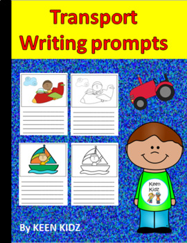 TRANSPORT WRITING PROMPTS