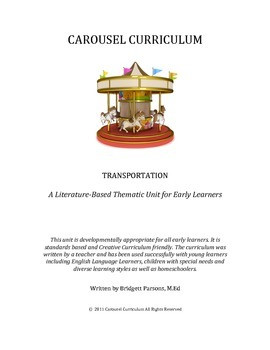 TRANSPORTATION: Cars, Trains, Planes, Boats