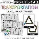 Transportation Unit PREK FOR ALL Special Education