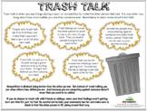 TRASH TALK (Sportsmanship)