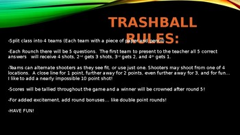 TRASHBALL - Volume of Cylinders, Cones, and Spheres - TRASHKETBALL