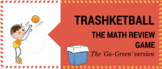 TRASHKETBALL: kid's favorite trash can ball math review game