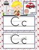 TRAVEL - Alphabet Cards, Handwriting, ABC Flash Cards, ABC