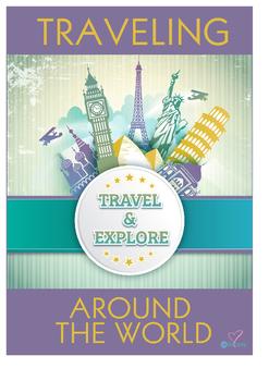 TRAVELING around the world