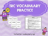 TRC Vocabulary Practice