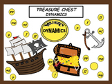 TREASURE CHEST- MUSIC DYNAMICS!! -Loud & Soft w Answer Key Great For Subs
