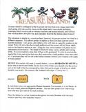 TREASURE ISLAND ACTIVITY with Slope Intercept (Algebra 1)