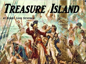 TREASURE ISLAND Introduction with Characters and Settings
