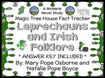 Magic Tree House Fact Tracker: Leprechauns and Irish Folkl