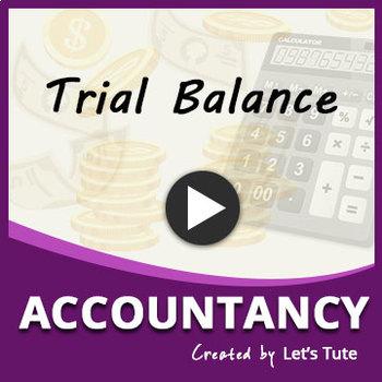 Accounts | TRIAL BALANCE