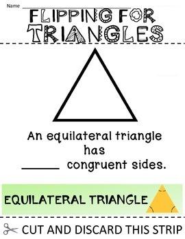 TRIANGLES  FLIP BOOK VIRGINIA SOL  5.12