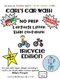 TRICYCLE Edition: Carl's Car Wash Language Lesson Video Companion